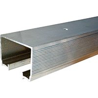 LE Johnson Products 100-0072 72 In. Pocket Door Track