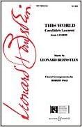 Ebook of da vinci-koodin ilmainen lataus This World (Candide's Lament) (from Candide) Book PDF CHM