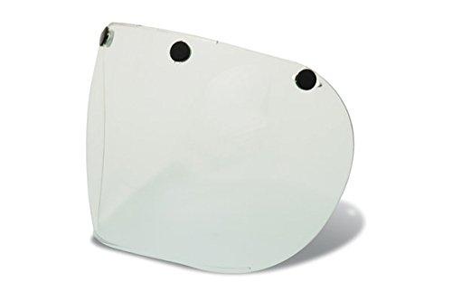 Bell Helmet Shields - Bell Unisex Adult Retro Clear Shield 2024840