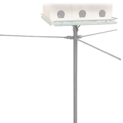 Nature House Purple Martin House Perch for DP-16 or -