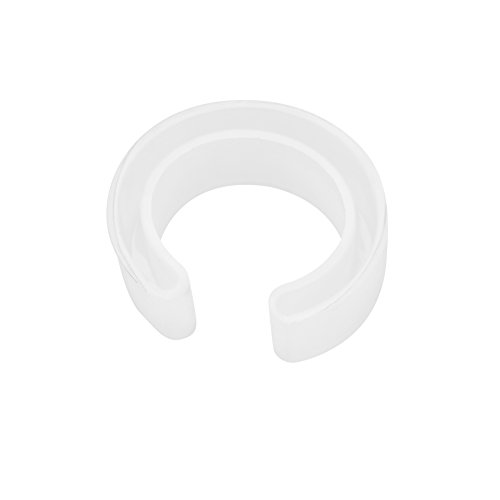 DIY Bracelet Mold, Silicone Casting Mould Resin Bangle Open Cuff Bracelet Jewelry Mold Making ()