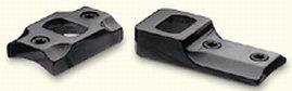 Leupold STD Rem 700 RVF 2-pc, Gloss (Leupold 2 Piece Standard Scope Base Remington 700)