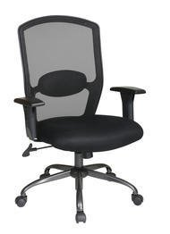 WorkSmart Screen Back Chair w/ Mesh Seat