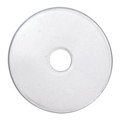 CRL Clear Replacement Gasket (Washer) for Back-to-Back Solid Pull Handles - Package of 10