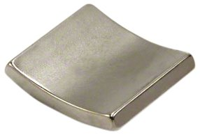 Magnet Expert/® 37,5mm O.R x 33,5mm I.R pack de 1 x 90 degr/és x 25mm N42 n/éodyme arc aimant Nord