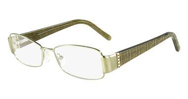 Fendi 908R Eyeglasses (317) GREEN, ()