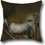 Pillow Cases Of Oil Painting Gerard Ter