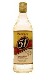 Companhia Müller de Bebidas Cachaça 51 (1 x 1 l)