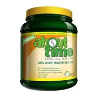 Whey Prot Iso,Unflavored by About Time