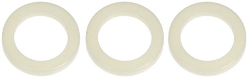 Dorman 69000 Nylon Rib M12 Drain Plug Gasket, (Pack of 5) ()