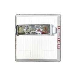 (Cooper Wheelock Wheelock - MTWP-2475W-NW - MT Horn/strobe, wall mount, 24vdc, 75 candela, No lettering, White)