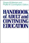 Handbook of Adult and Continuing Education, 7-by-10-inch format (The Jossey-Bass Higher Education Series)