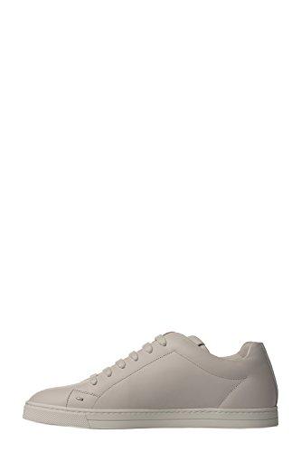 Fendi Fendi Sneakers Uomo Sneakers 7E1075NA7F0QA0 Pelle Uomo Bianco 7E1075NA7F0QA0 Pelle IPxZT