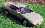 Fujimi ISD-04 Initial D Silvia S13 Koichiro 1/24 Scale Kit