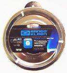 Range Kleen 1-Piece Drip Pan, Style G fits Round Burner Gas