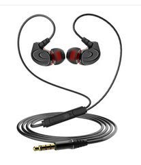Wireless Bluetooth Headset, Stereo Headset, with Microphone Headset and Noise Reduction, Sweat-Absorbent Sports