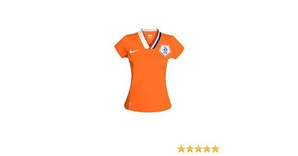 Nike - Camiseta de la selección holandesa para mujer, color ...