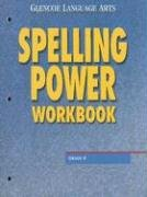 Glencoe Language Arts Spelling Power Workbook Grade 6