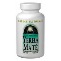 Source Naturals Yerba Mate 600mg