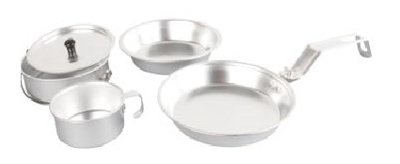 Coleman 2000016402 5PC ALU Mess Kit