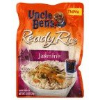 Uncle Ben's Ready Rice Jasmine - 12 Pack