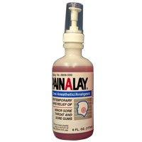 Painalay orale anesthésique et analgésique Vaporisateur Par Lee pharmaceutique - 6 Oz