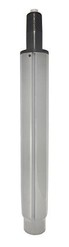 Replacement Chrome Gas Lift Pneumatic Cylinder - Medium Drafting Stool Height - S6132 (Medium Lift Pneumatic)