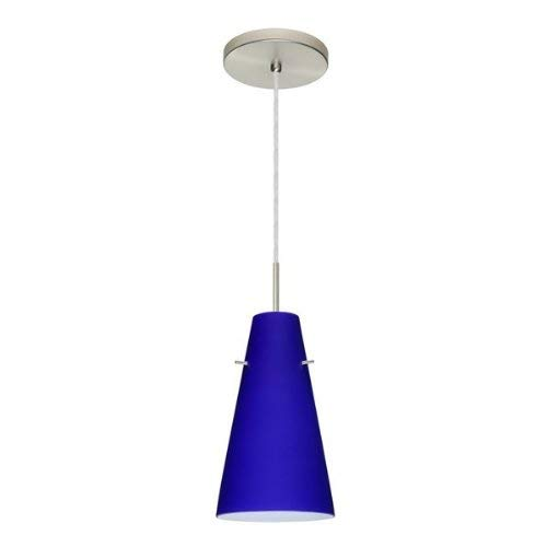 Cobalt Blue Pendant Light Fixtures in US - 7