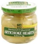 Native Forest Marinated Artichoke Hearts, 6.5 Ounce - 6 per case.