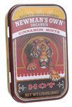 1.76 Ounce Tin Container (Newman's Own Organics Mints, Cinnamon, 1.76-Ounce Tins (Pack of 6))