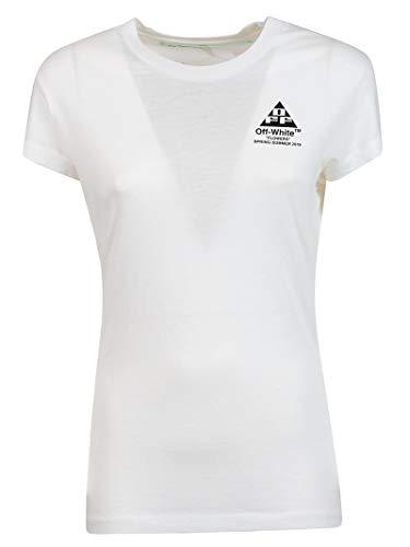 T Donna shirt Viscosa Owaa040r19b980430110 white Bianco Off 5qH4Uanw