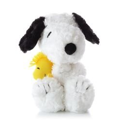 PAJ1122 Happiness Is A Hug Snoopy and Woodstock Plush from Hallmark