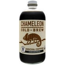 Chameleon Cold Brew Organic Mocha Coffee Concentrate, 32 Fluid Ounce -- 6 per case.