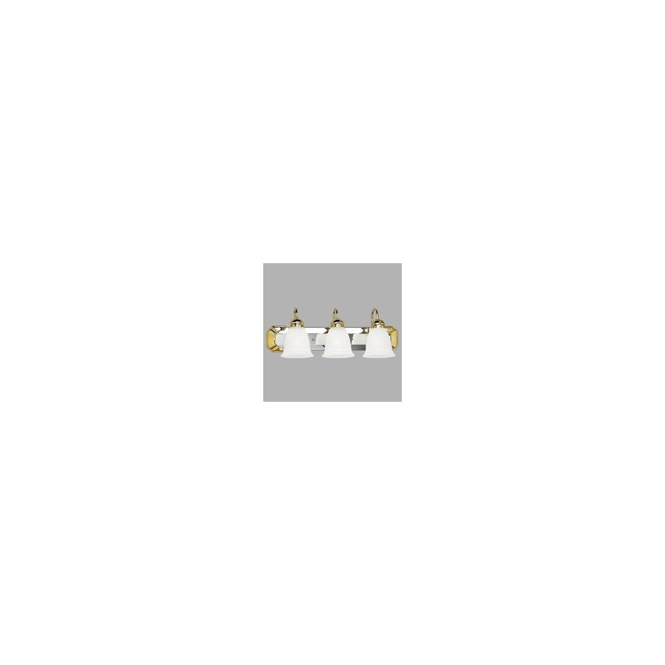 Three Light Prescott Collection Bell Fixture