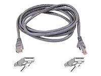 Belkin FastCAT Patch Cable - 5 ft (A3L850-05-PUR-S) ()