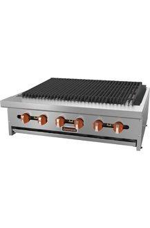MVP Group SRRB-36 Gas Radiant Broiler, 36