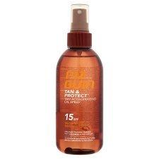 Piz Buin Tan And Protect Oil Spray Spf15 150ML