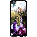 Ipod Touch 5th Generation TV Cartoon Cell Cover Stylish Fantasy Pattern My Little Pony Phone Case Cover for Ipod Touch 5th Generation (My Little Pony Ipod Touch Case)