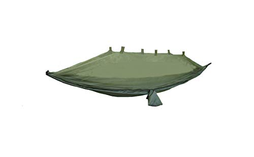 Proforce Equipment Jungle Hammock with Mosquito Net, Olive