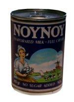 Evaporated Milk, Full Cream (noynoy) 410g