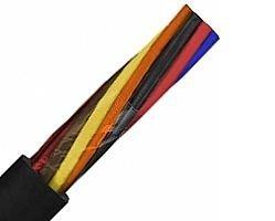 有名ブランド 80 ft 80 12 AWG 25/ Conductor 12 –/ 25 non-shieldedコントロールトレイケーブルULタイプtc-er 600 V e2 – ブラック B0776DSQBB, 流行に :d45a857a --- a0267596.xsph.ru