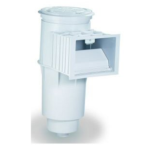 Pentair Admiral Skimmer (Pentair 84120100 Concrete Circular Weir Admiral S15 Pool and Spa Skimmer, 1-1/2-Inch)