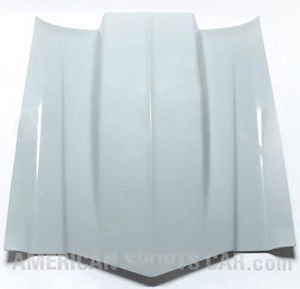 The Parts Place Camaro 4 Inch Cowl Induction Hood - Direct Bolt On