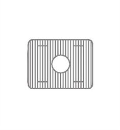 Whitehaus WHREV3318-SS Stainless Steel Sink Grid, Stainless Steel