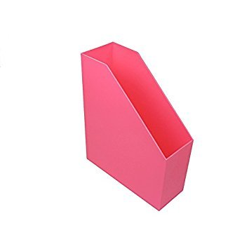 Hot File (Romanoff Products Magazine File Hot Pink 9.5X3.5X11.5)