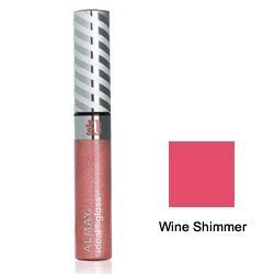 - Almay Ideal Lipgloss Colour: 350 Wine Shimmer by Almay Cosmetics