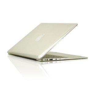 iSelection MacBook Air 11.6インチ用 ハードケース ハード シェルケース【全8色】(クリア)
