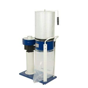 RIKON Power Tools 60-900 Dust Canister for 1HP Dust Collectors, by RIKON Power Tools
