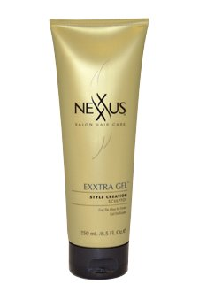 Exxtra Gel Style Creation Sculptor by Nexxus for Unisex-8.5