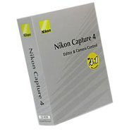 Nikon Capture 4 Software for Nikon Digital SLR Cameras and Coolpix 8800, 8700, and 8400